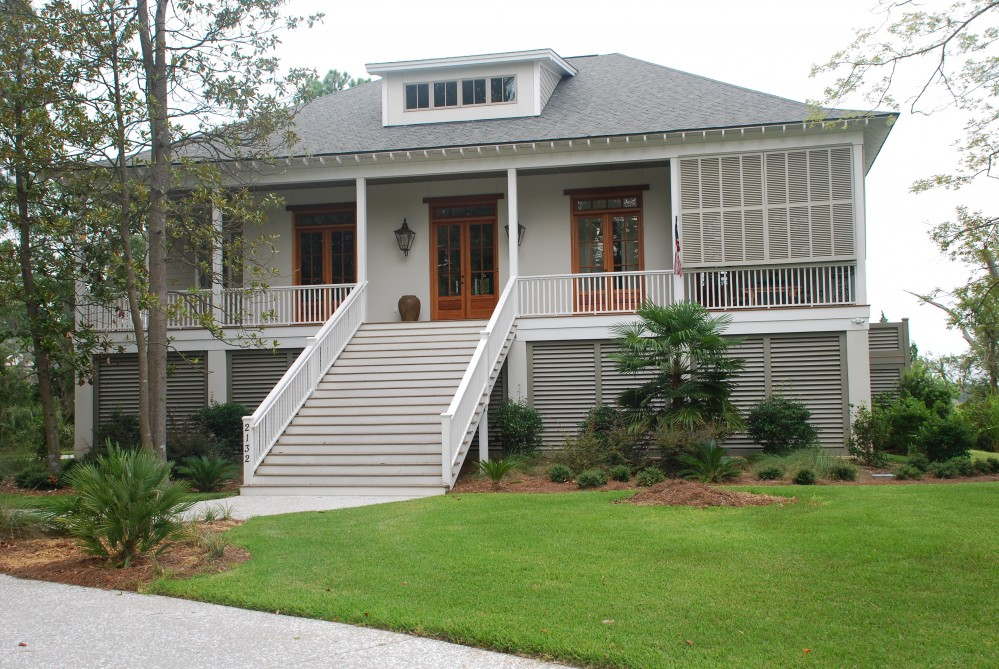 Photo By Priester's Custom Contracting. 2009 Prism Award Finalist - Best Product Single Family Home