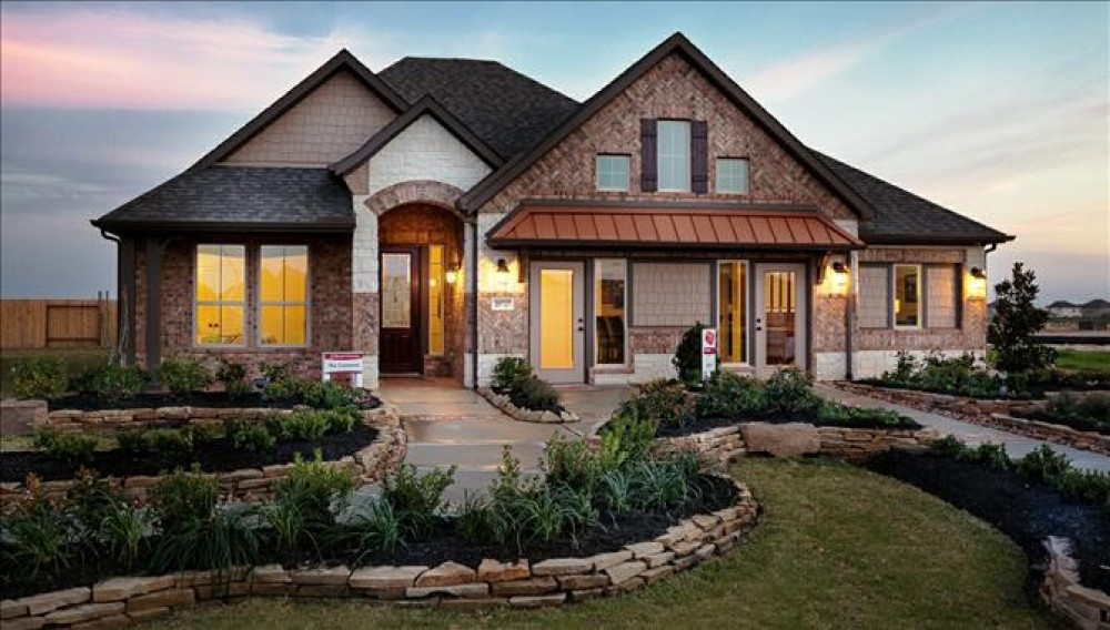 Photo By Beazer Homes. Beazer Homes - Houston, TX