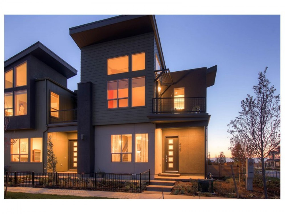 Photo By Wonderland Homes. The Edge II At Stapleton