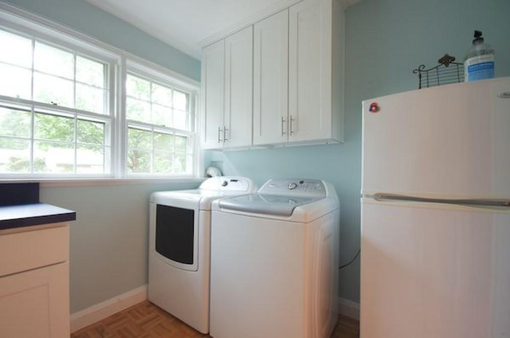 Photo By ADR Builders, Ltd.. Homeland Kitchen & Laundry