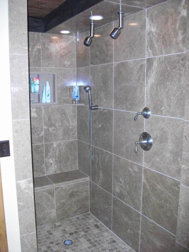 Photo By Mega Home Improvement. Bathroom Remodels