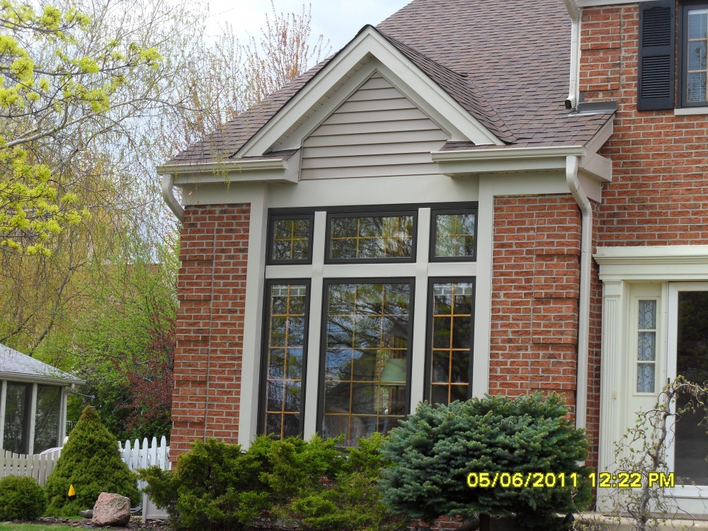 Photo By Mega Home Improvement. Siding & Windows