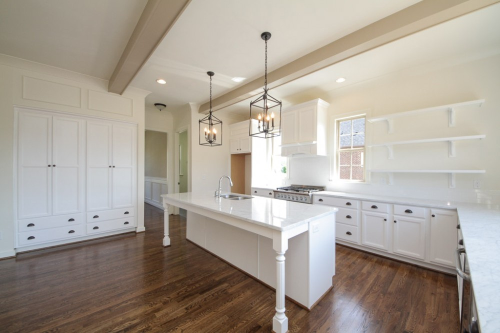 Photo By Harris Doyle Homes. Longmeadow Winfield Plan