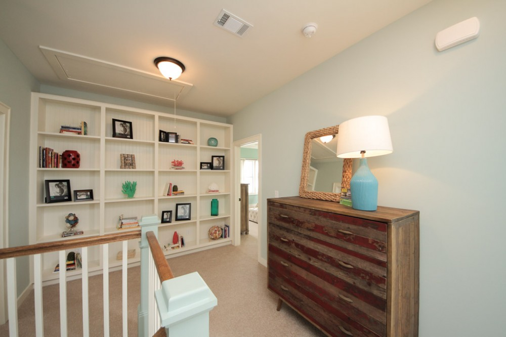 Photo By Harris Doyle Homes. The Waters Furnished Model Home