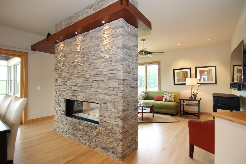 Photo By Degnan Design-Build-Remodel Of Madison. Contemporary Fireplace