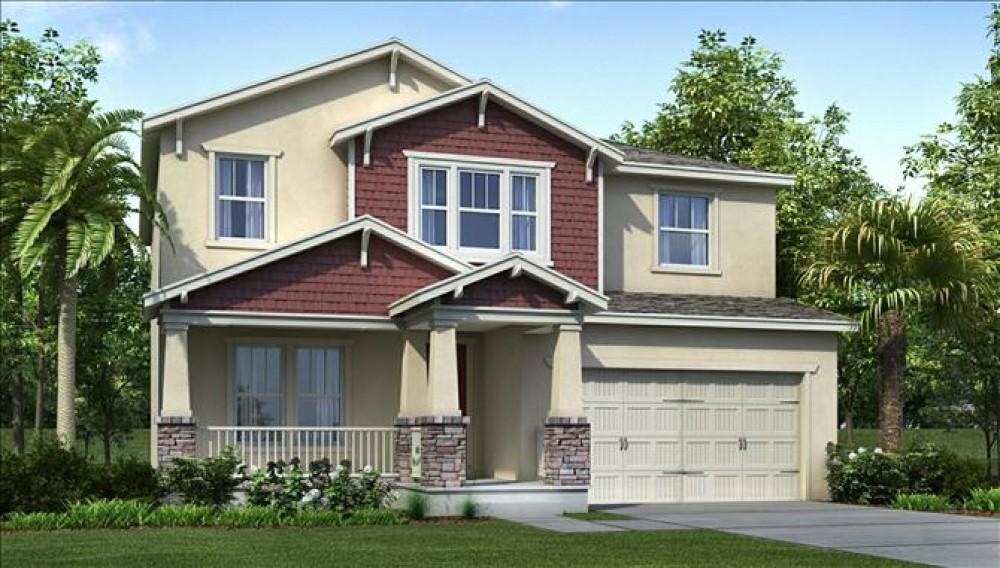 Photo By Beazer Homes. Beazer Homes - Tampa, FL