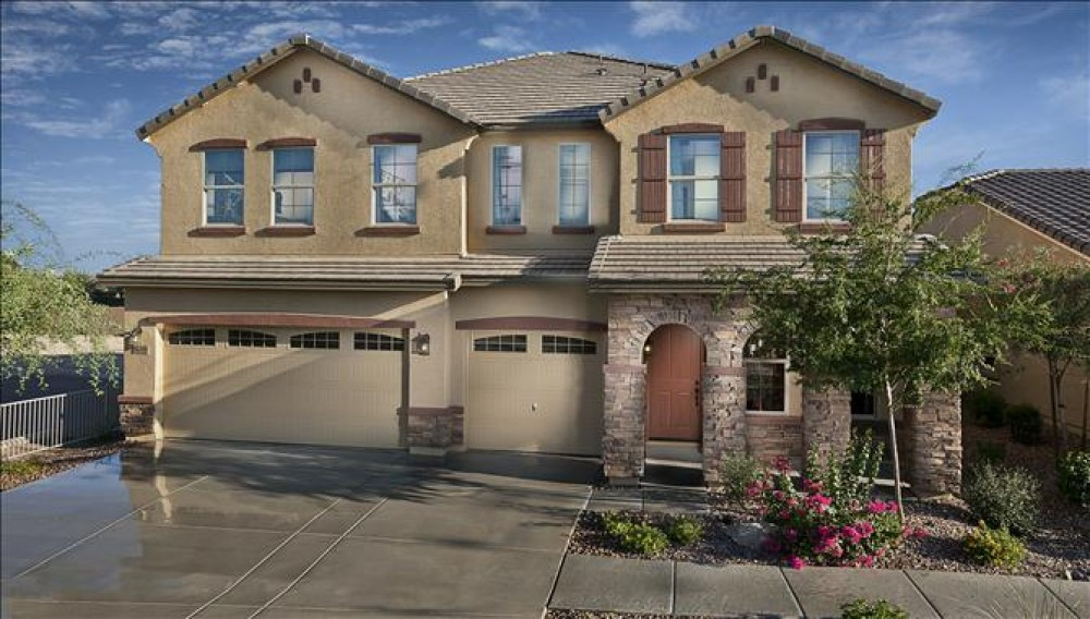 Photo By Beazer Homes. Beazer Homes - Phoenix, AZ