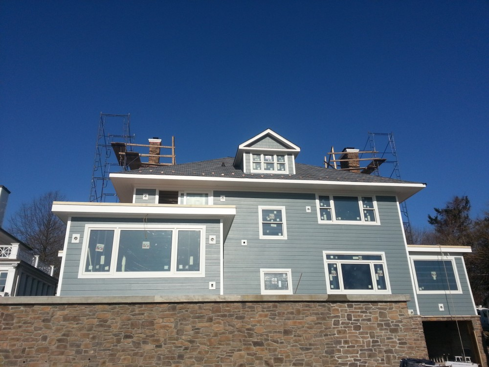 Photo By The Carpenter's Touch. James Hardie Siding