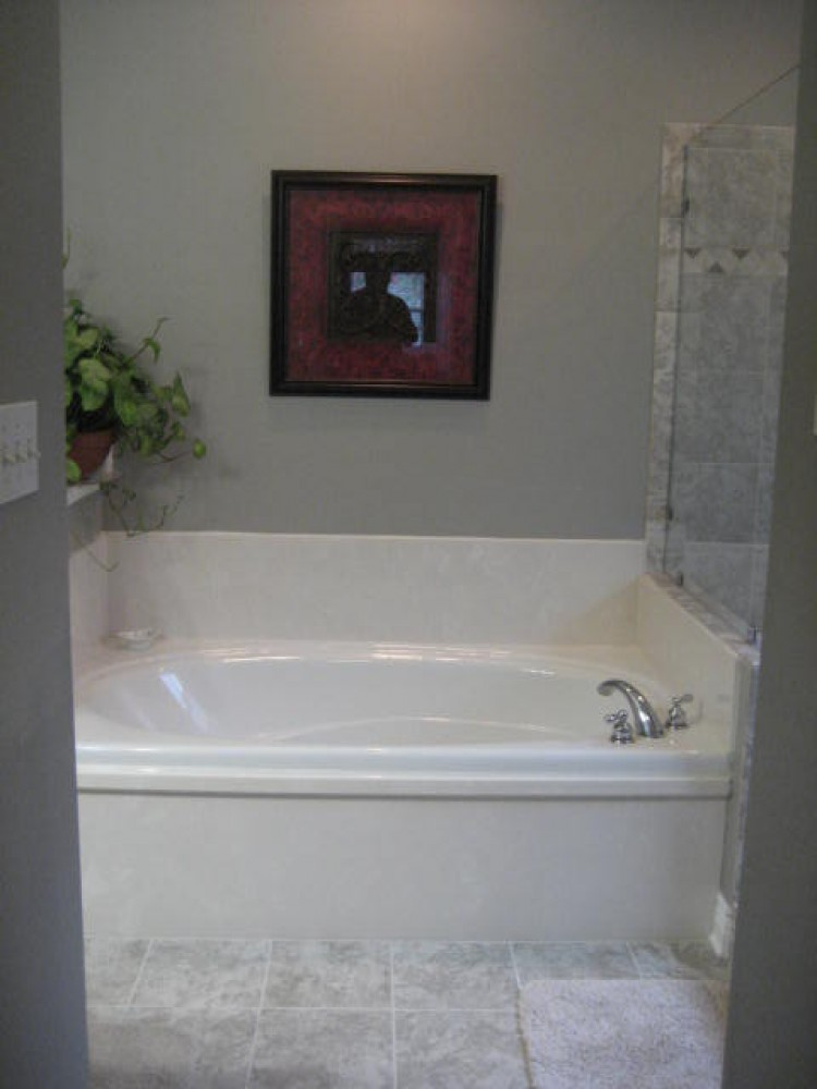 Photo By Paul Hyde Homes. Bath Renovation