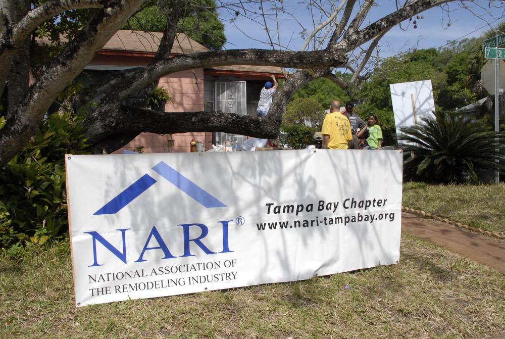 Photo By Strobel Design Build. Rebuilding Together Tampa Bay