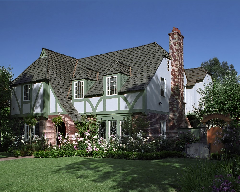 Photo By Zieba Builders, Inc.. Award-Winning Tudor