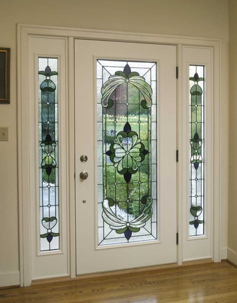 Photo By NEWPRO. NEWPRO Entry Doors