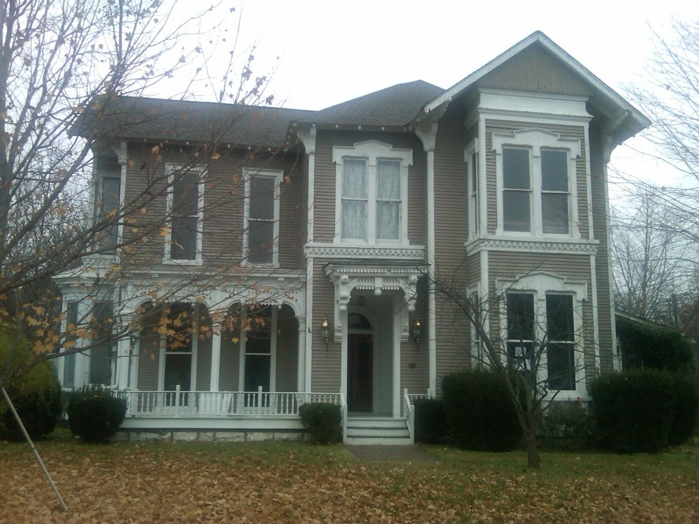 Photo By Broderick Builders. Amazing East Nashville Victorian