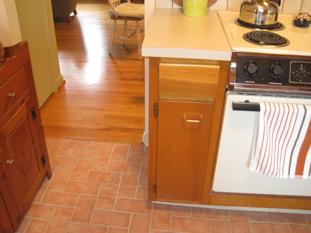 Photo By The Cleary Company. Kitchen- Powder & Laundry Room Remodel