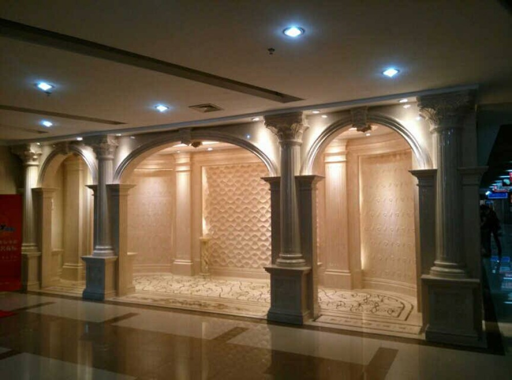 Photo By Absolute Home Solutions Inc. 3d Stone Wallart Panel