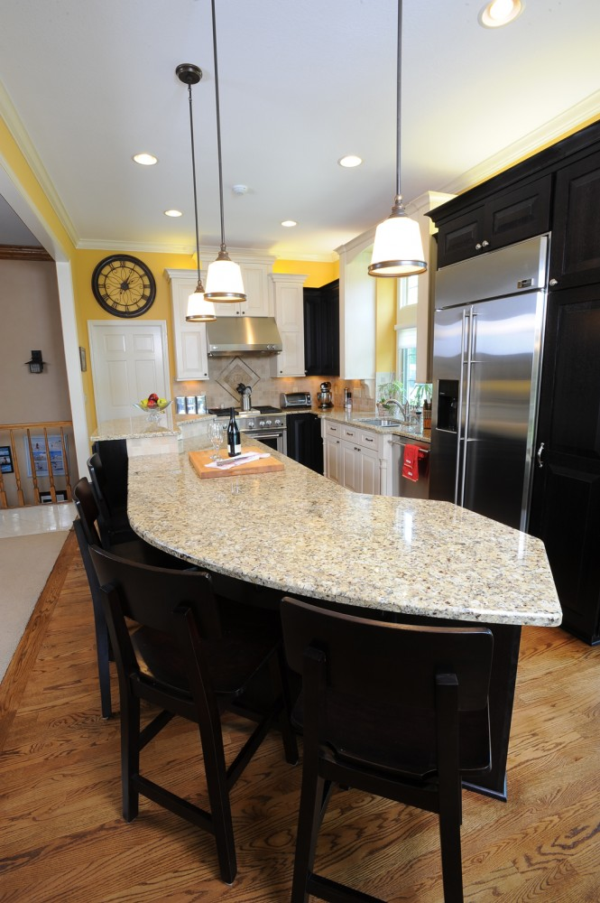 Photo By S.J. Janis Company, Inc.. Kitchen