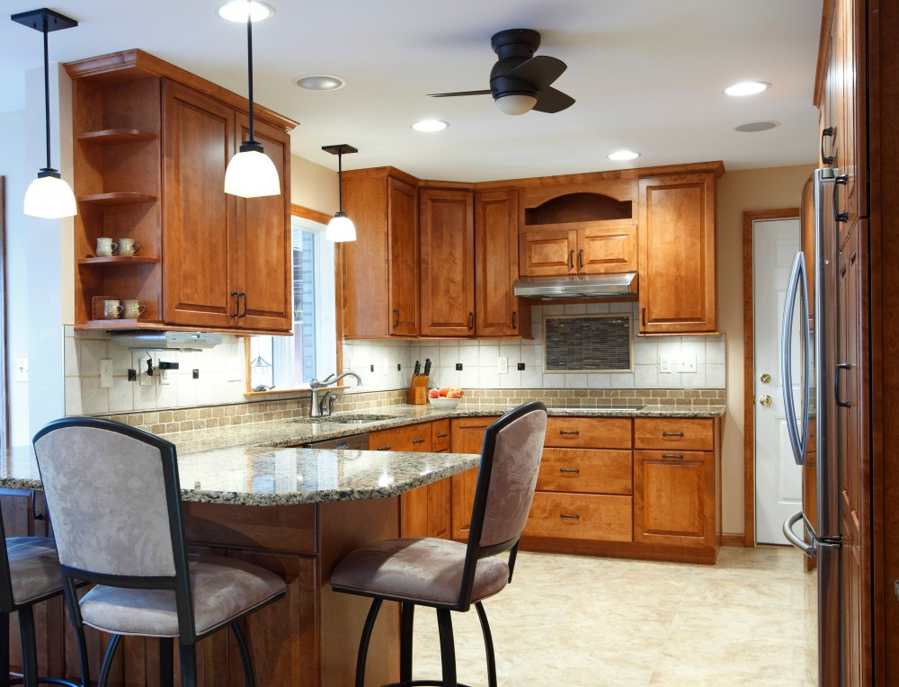 Photo By Excel Interior Concepts & Construction. Kitchen Remodeling
