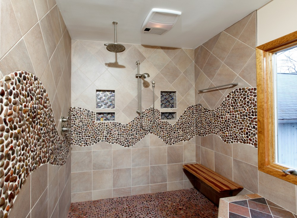 Photo By Excel Interior Concepts & Construction. Bathroom Remodeling