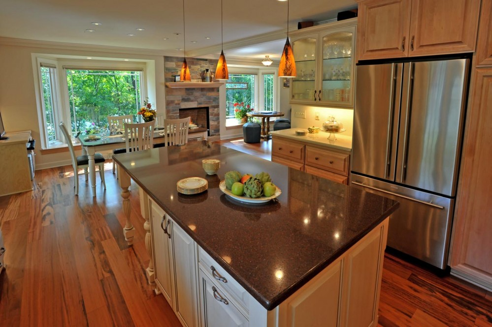 Photo By S.J. Janis Company, Inc.. Interior Remodel