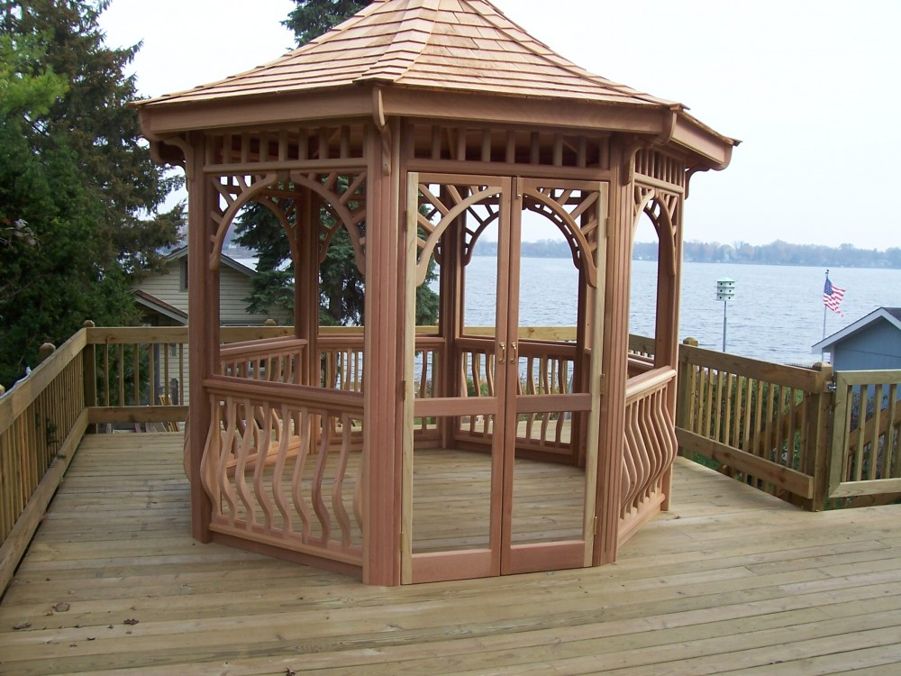 Photo By Mega Home Improvement. Decks & Gazebos