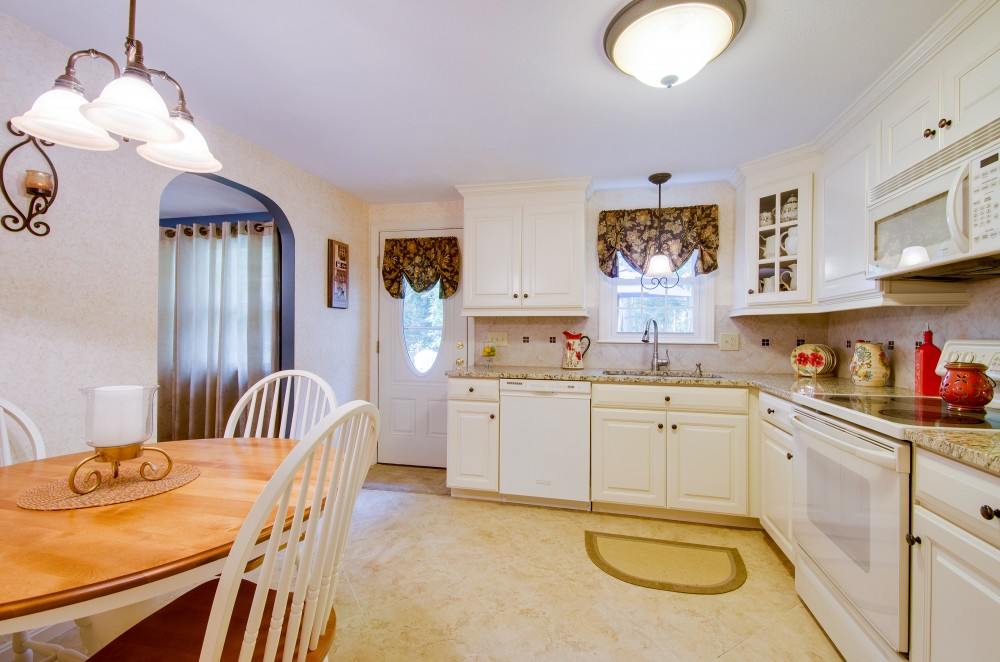 Photo By Barnes Building & Remodeling. Kitchen Remodel