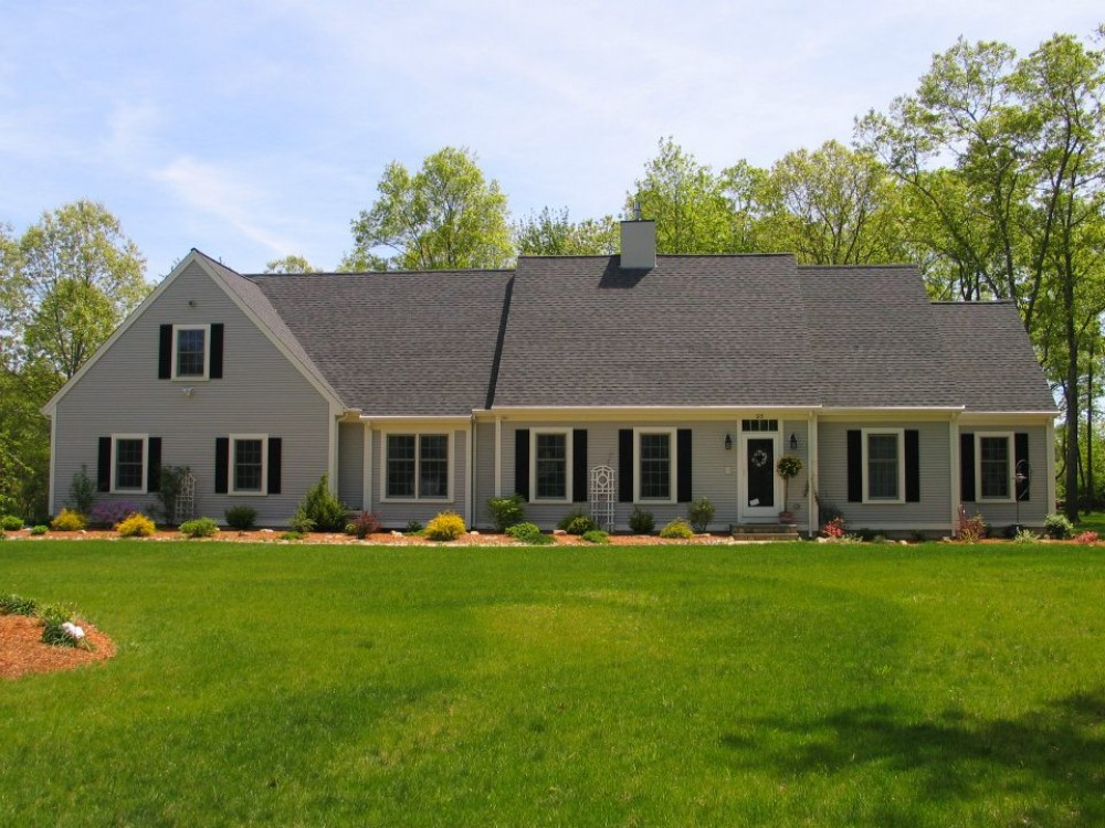 Photo By Care Free Homes Inc.. New Construction & Exterior Remodeling Projects