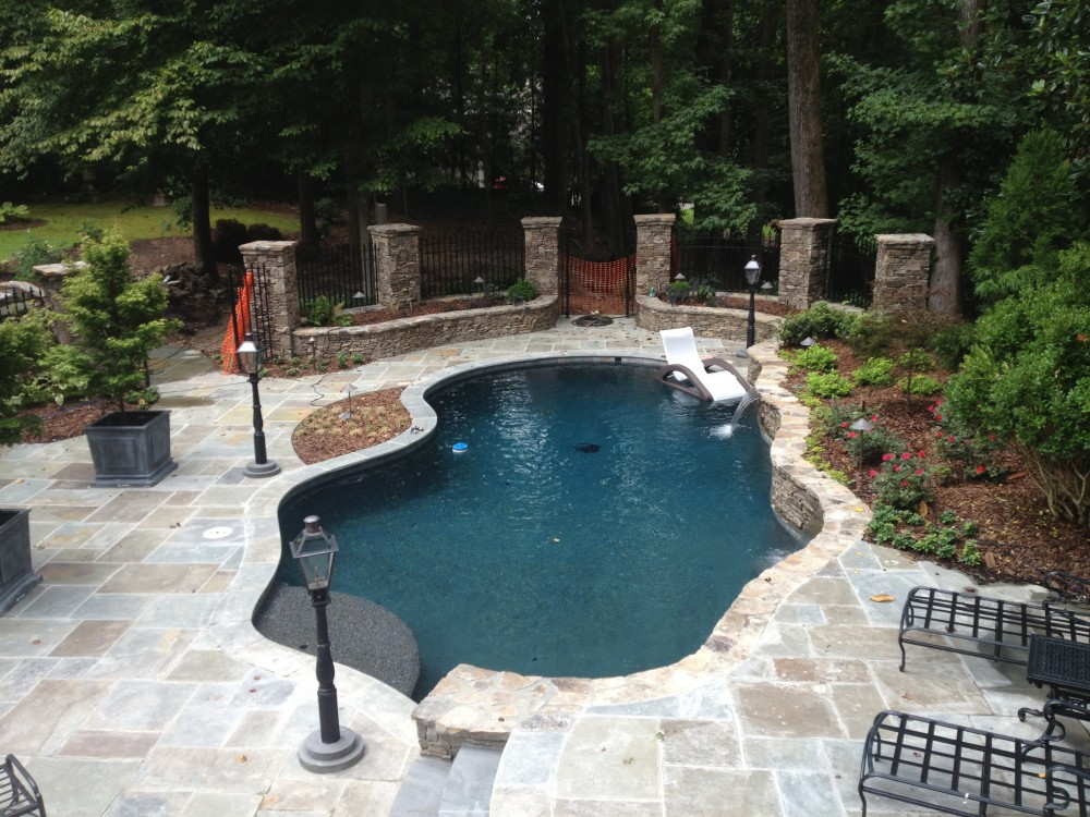 Photo By Georgia Classic Pools.