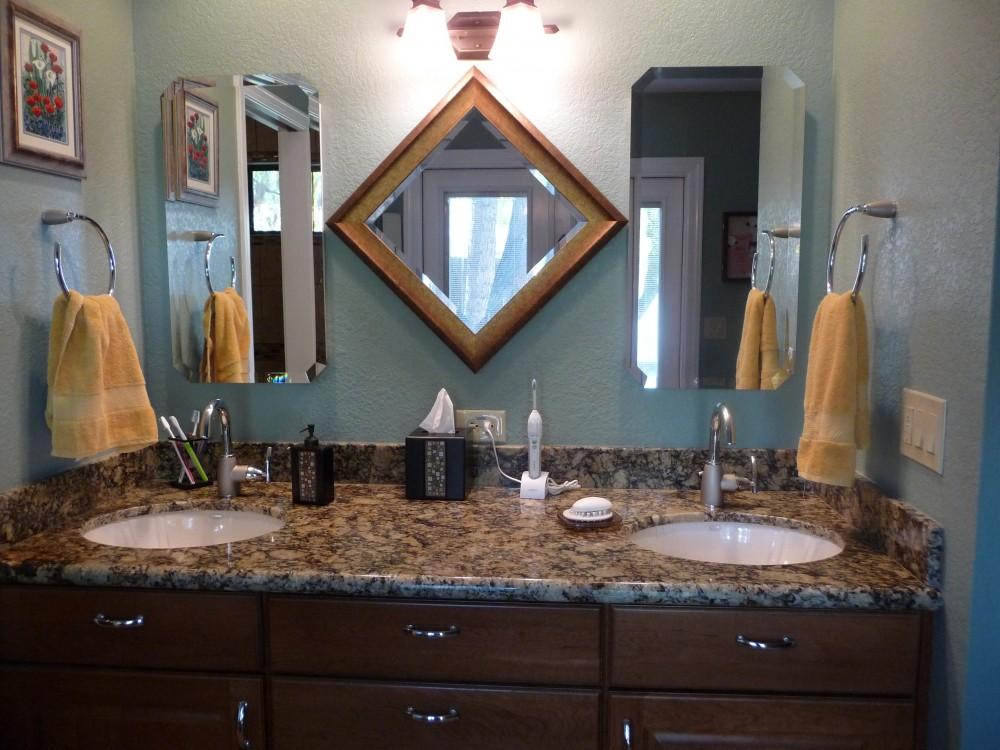 Photo By Tri-Lite Builders. Bathroom Remodel