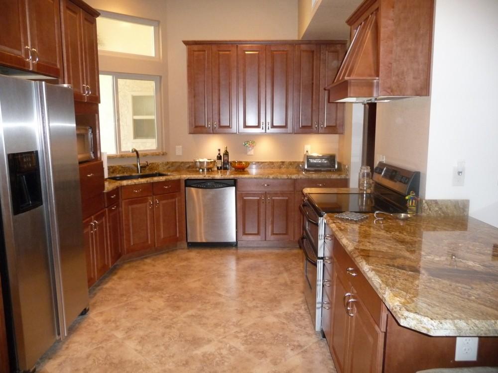 Photo By Tri-Lite Builders. Kitchen Remodel
