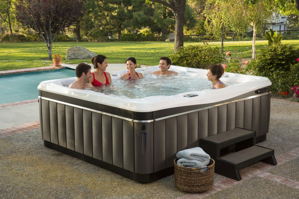 Photo By Arvidson Pools & Spas. Spa Gallery