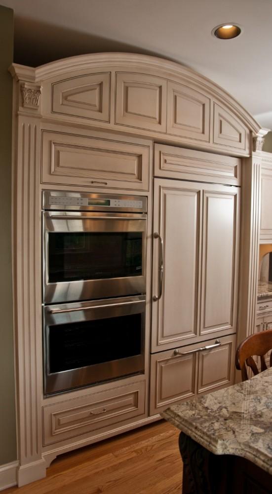 Photo By Aston Black. Garfinkle Kitchen