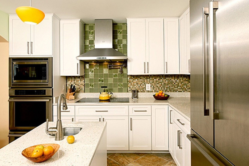 Photo By Tabor Design Build. Dunn Kitchen Remodel