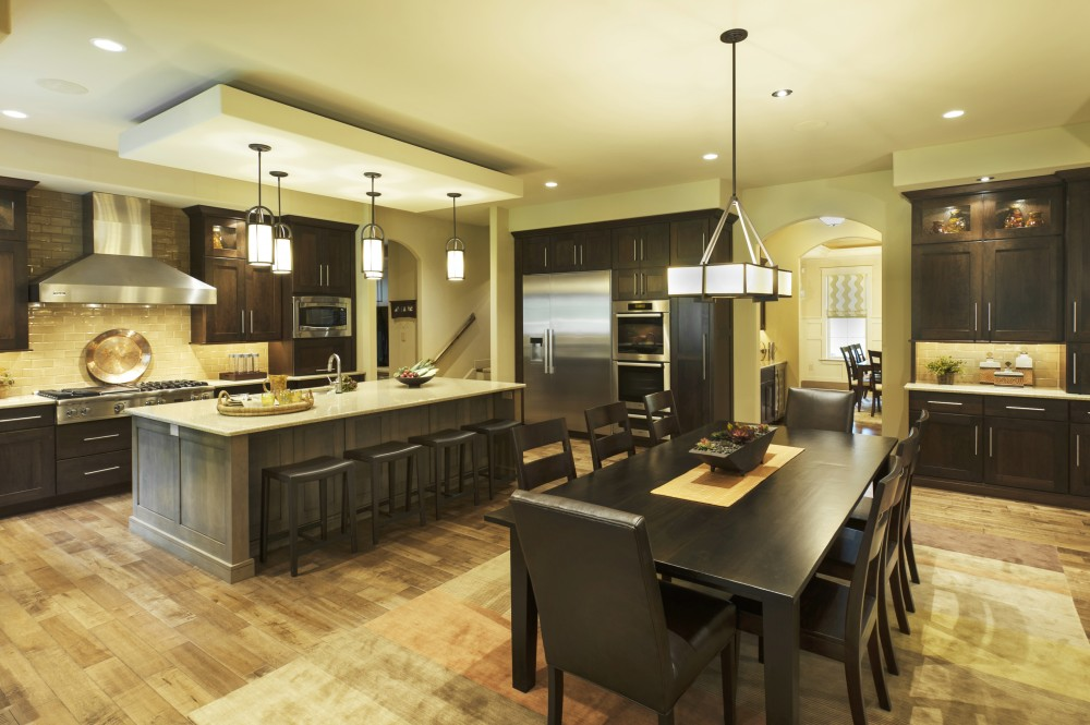 Photo By Creation Cabinetry LLC.