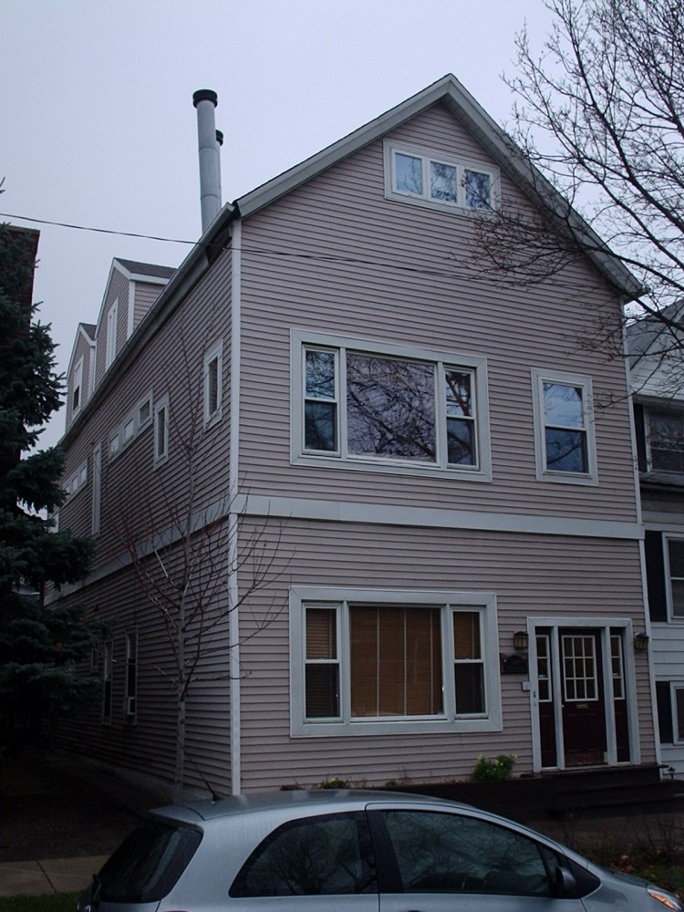 Photo By Siding & Windows Group. Before & After's