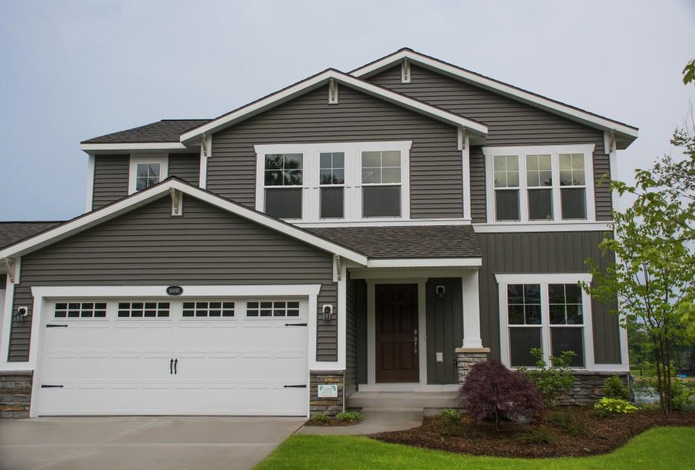 Photo By Eastbrook Homes. Eastbrook Homes