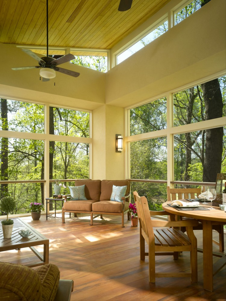 Photo By MOSAIC Group [Architects And Remodelers]. Buckhead Treehouse