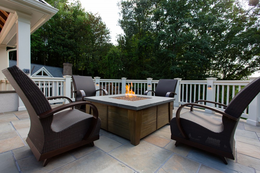 Photo By MOSAIC Group [Architects And Remodelers]. Outdoor Living