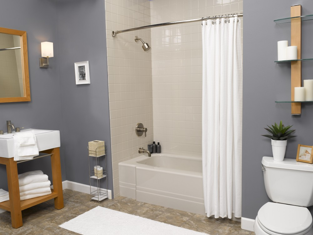 Photo By Improveit! Home Remodeling. Bath Systems