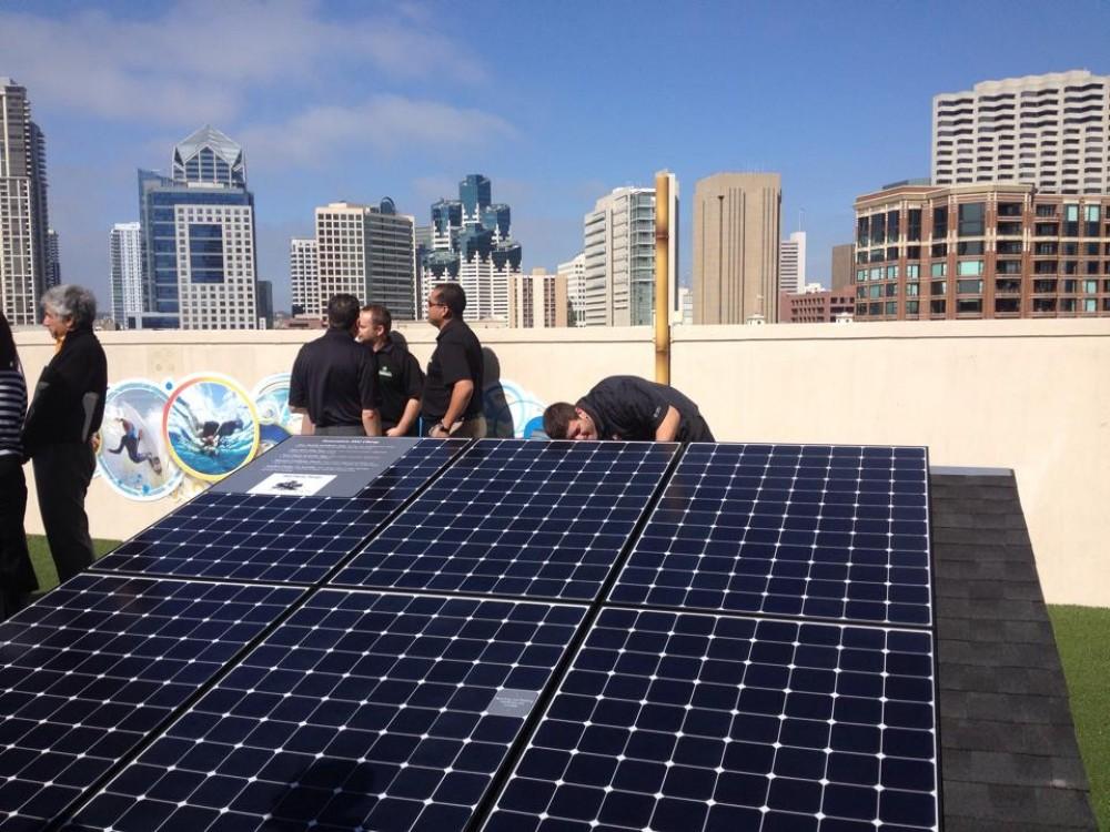 Photo By Allterra Solar. Allterra Solar Installations