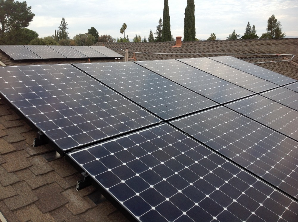 Photo By Allterra Solar. Allterra Solar Installations