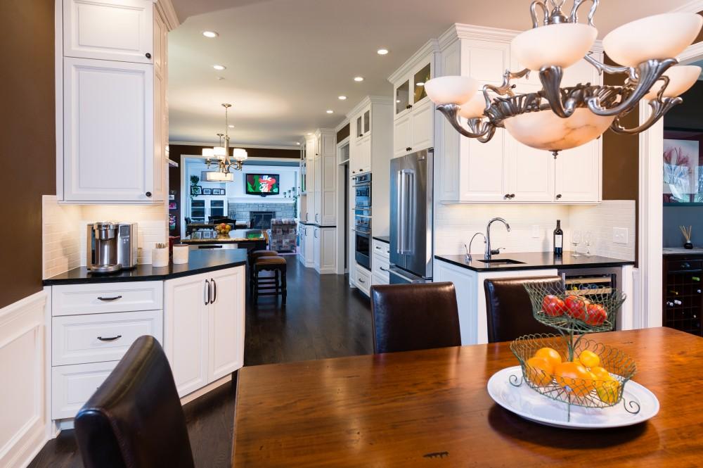 Photo By Karlovec & Company Design/Build Remodel. Kitchen & 1st Floor Remodel