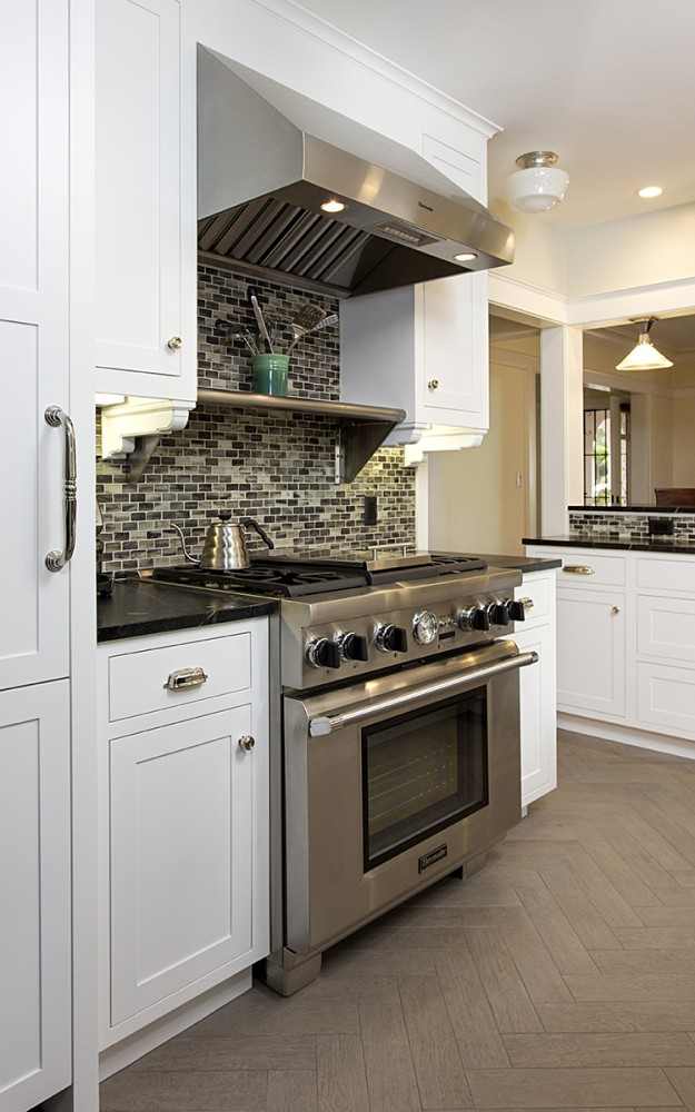 Photo Of Historic Kitchen Remodel In San Diego