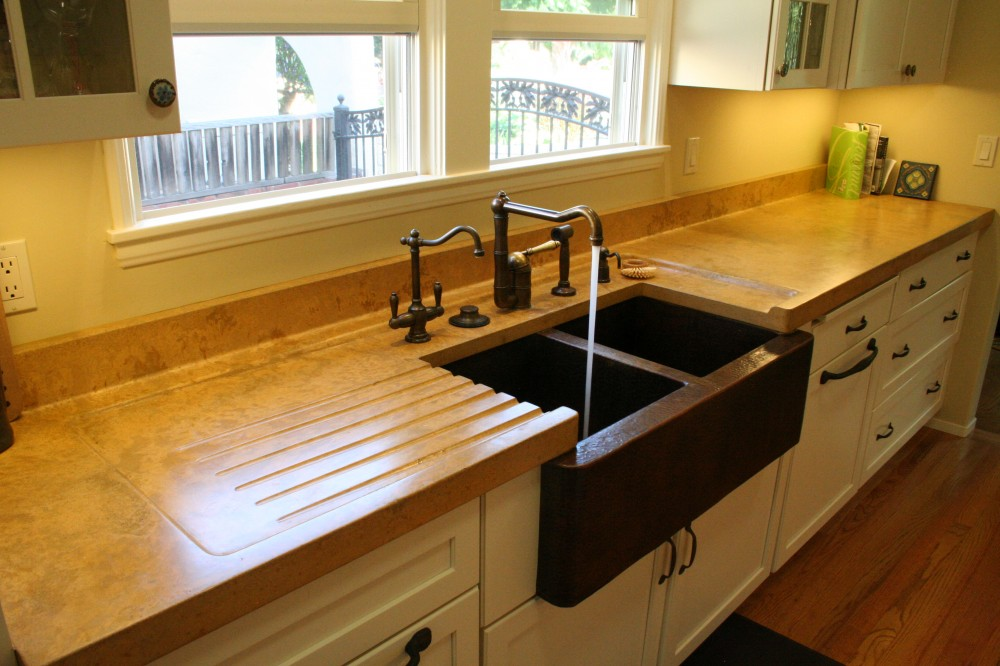 Photo By Chris Donatelli Builders. Counter Top