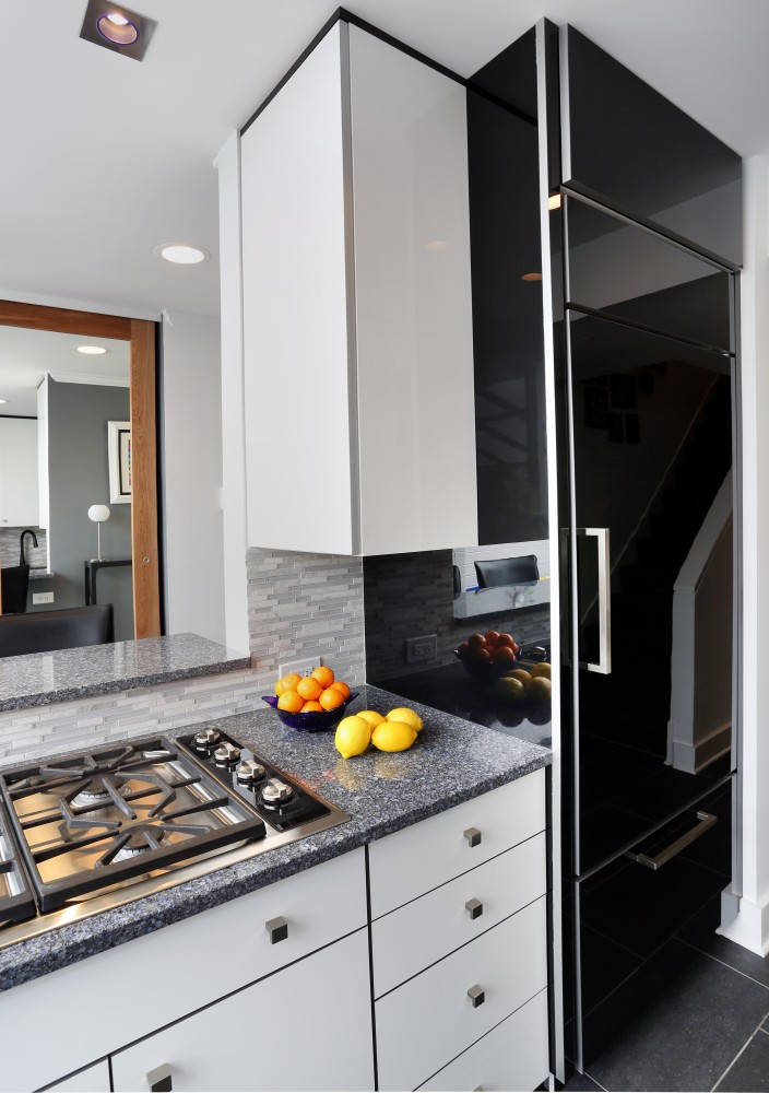 Photo By Normandy Remodeling. Modern Kitchen Cabinet Solutions