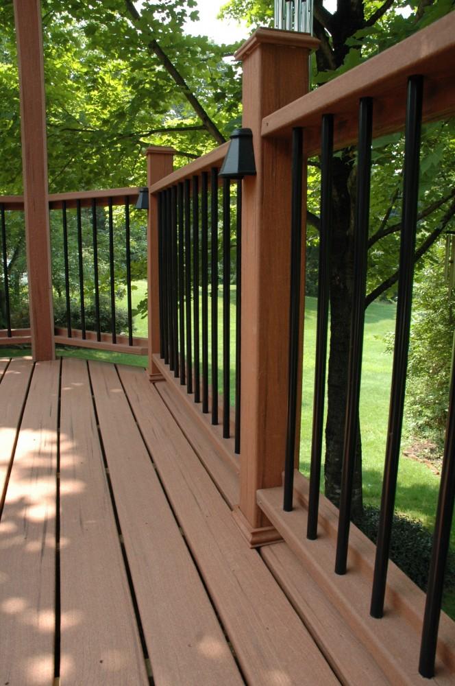 Photo By Breyer Construction & Landscape, LLC. Backyard Retreat