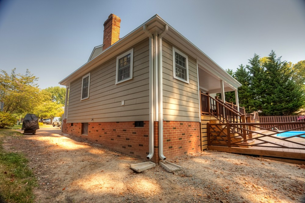 Photo By Criner Remodeling. Addition/Deck