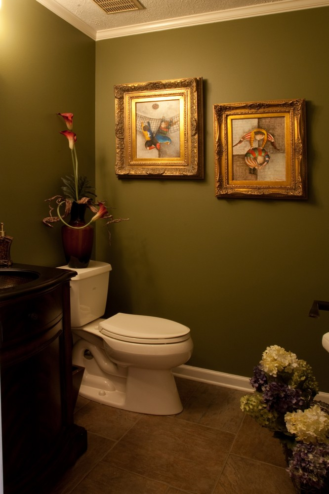 Photo By Criner Remodeling. Half Bath Remodeling