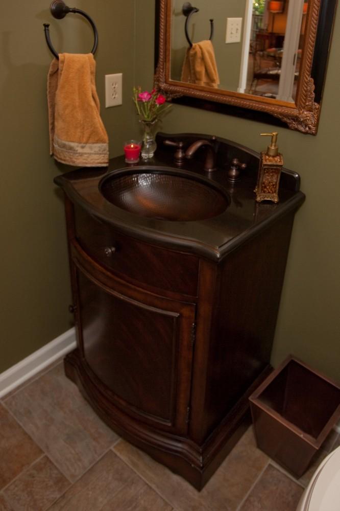 Photo By Criner Remodeling. Half Bath Remodeling