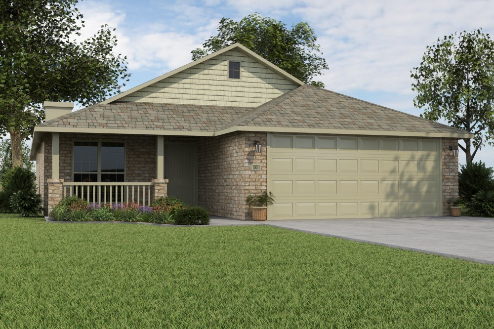 Photo Of New Home Designs