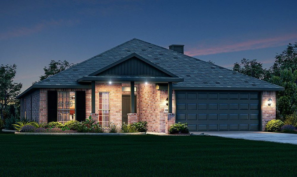 Photo By Schuber Mitchell Homes. New Home Designs
